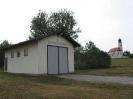 Unser altes Gerätehaus bis 2004